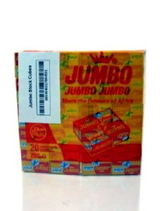 Jumbo ALL PURPOSE Stock Cubes (20 cubes)